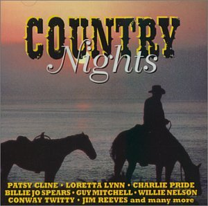 Country nights - CD