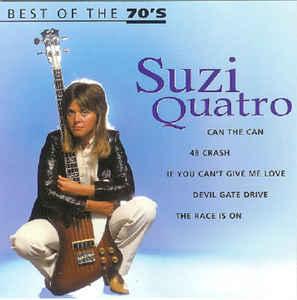 Suzi Quatro - Best of The 70'S- CD