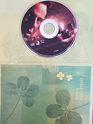 Smrtonosná zbraň - DVD / dárkový obal/