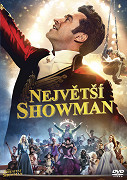 Největší showman - DVD plast