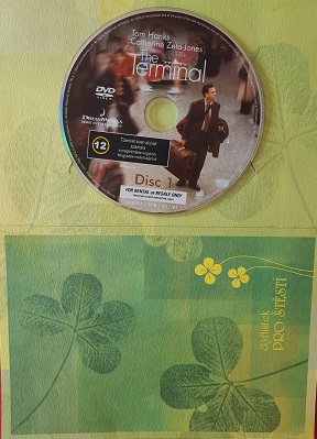 Terminál DVD/v dárkovém obalu/
