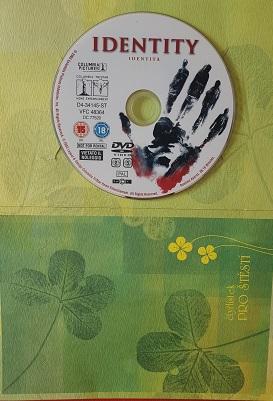 Identita -DVD/dárkový obal/