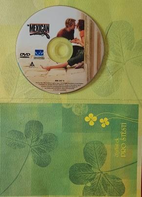 Mexičan/The Mexican/-DVD v dárkovém obalu