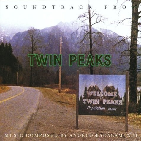 Music from Twin Peaks - Angelo Badalamenti -CD