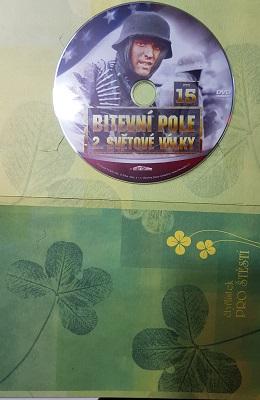 Bitevní pole 2. světové války - DVD 15 / dárkový obal/