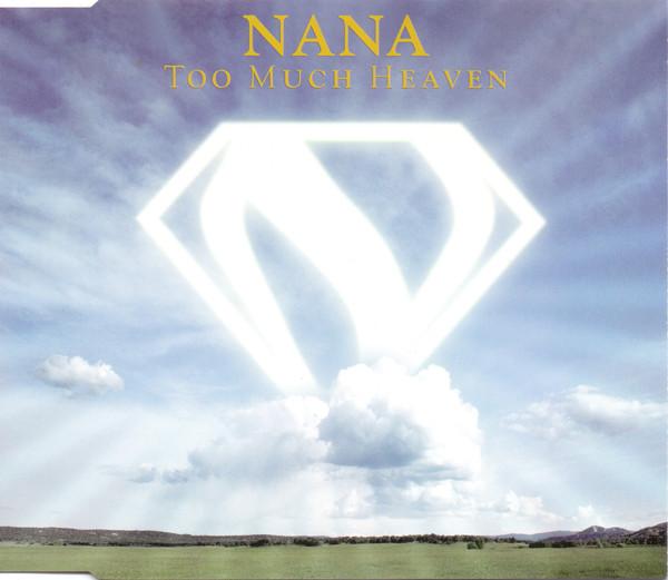 Nana ?– Too Much Heaven - CD