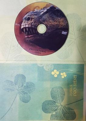 Prehistoric 3-DVD/v dárkovém obalu/
