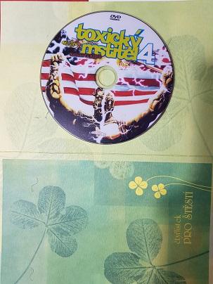 Toxický mstitel 4-DVD/ v dárkovém obalu/