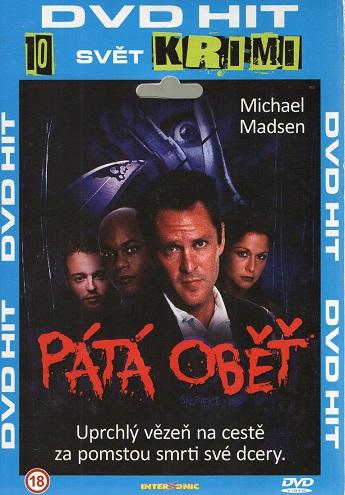 Pátá oběť ( pošetka ) DVD