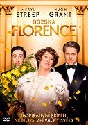 Božská Florence - DVD plast