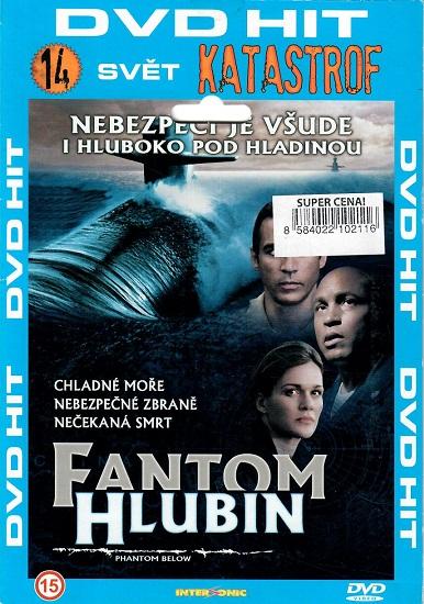 Fantom hlubin ( pošetka ) DVD