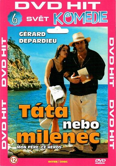 Táta nebo milenec ( pošetka ) DVD