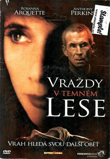Vraždy v temném lese ( pošetka ) DVD