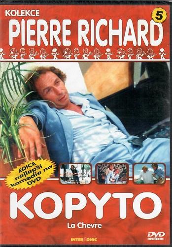 Kopyto ( plast ) DVD