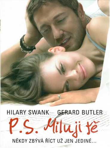 P.S. Miluji tě ( plast ) DVD
