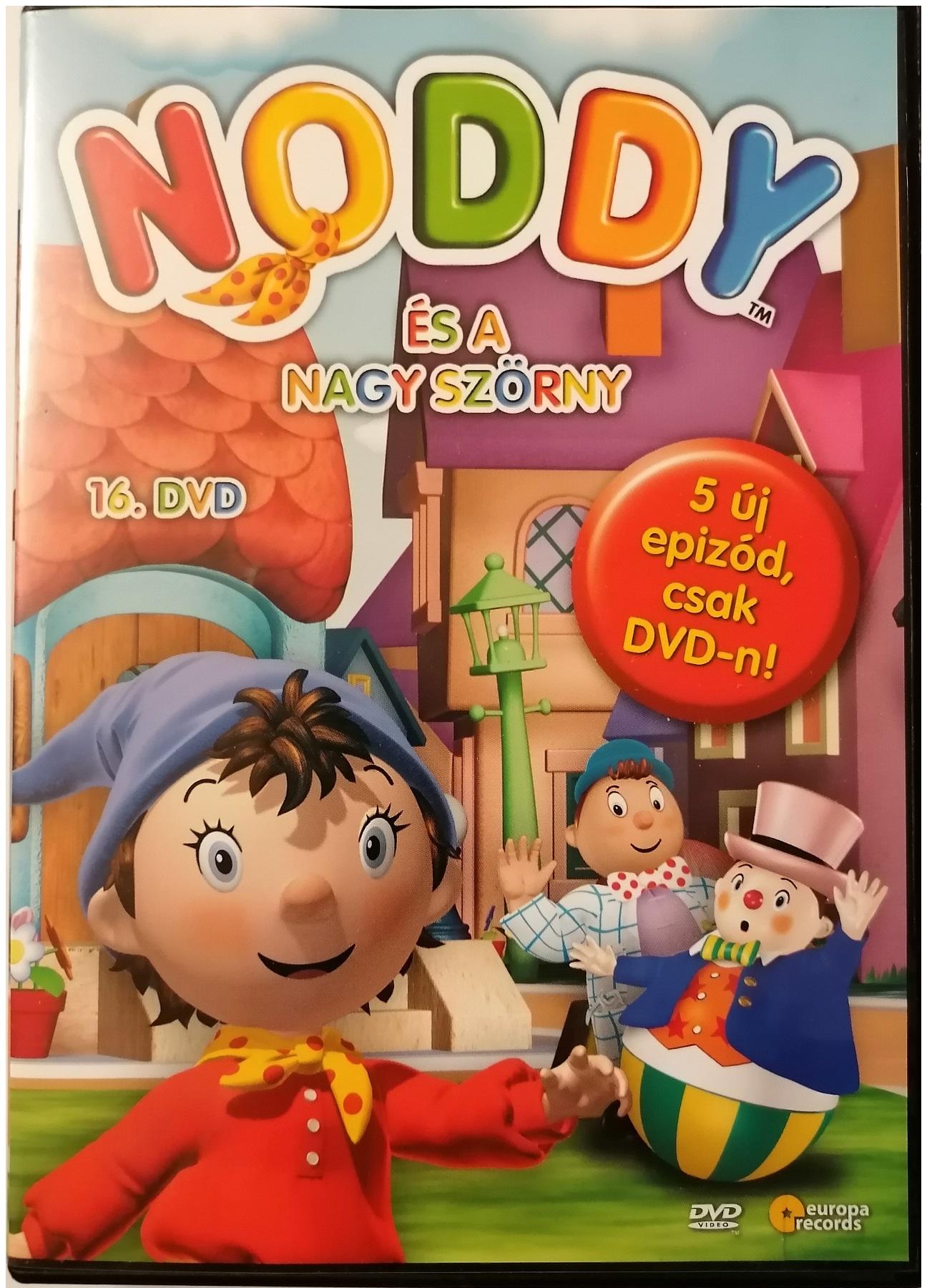 Noddy 16. - DVD plast