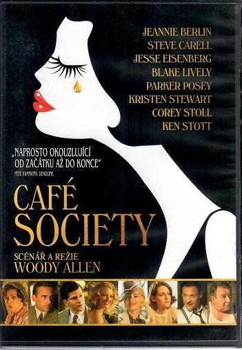 Café Society ( plast ) DVD