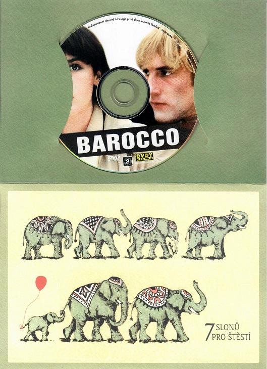 Barocco ( dárkový papír obal ) DVD
