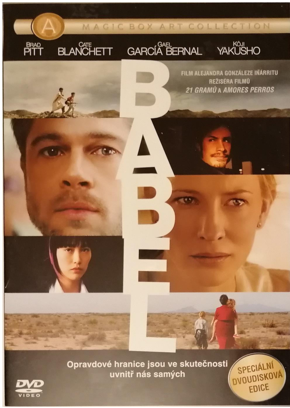 Babel - 2 DVD plast