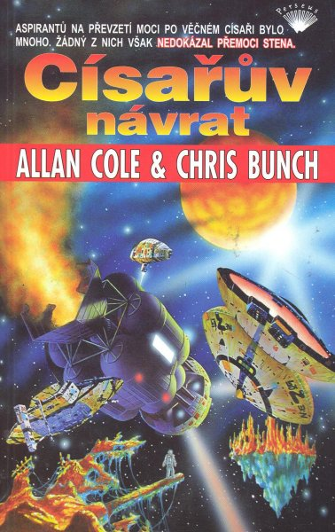 Císařův návrat - Allan Cole & Chris Bunch