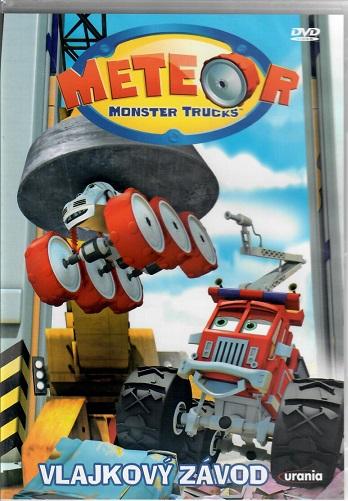 Meteor: Monster trucks - Vlajkový závod ( plast ) DVD