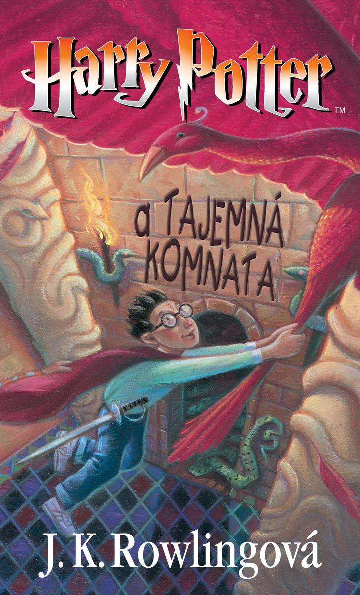 Harry Potter a tajemná komnata - J.K. Rowling /bazarové zboží/