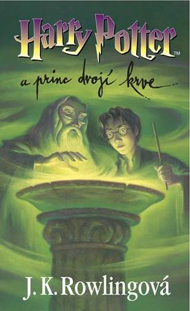 Harry Potter a Princ dvojí krve - J.K. Rowling /bazarové zboží/