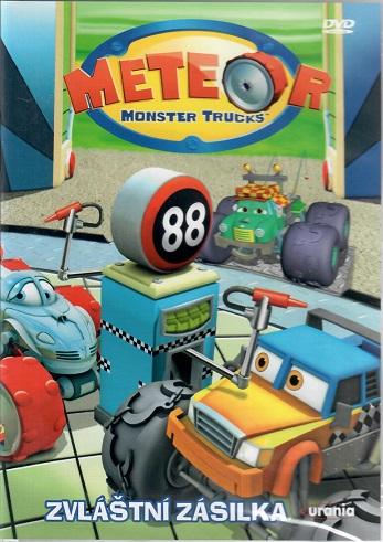 Meteor: Monster Trucks - Zvláštní zásilka ( plast ) DVD