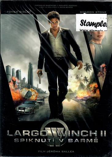 Largo Winch 2 ( digipack ) DVD