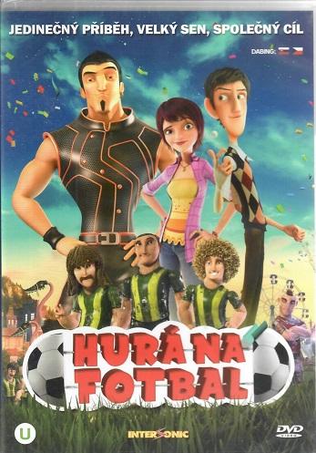 Hurá na fotbal ( plast ) DVD