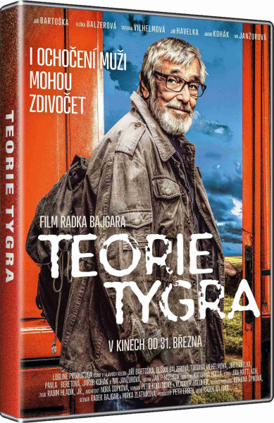 Teorie tygra - DVD plast