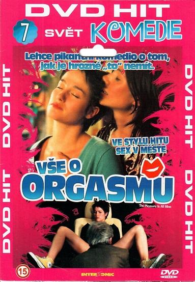 Vše o orgasmu ( pošetka ) DVD
