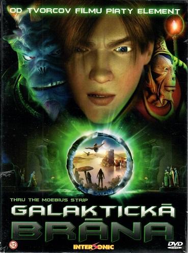 Galaktická brána ( digipack ) DVD