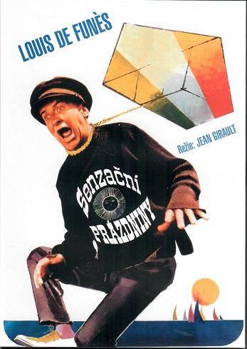 Senzační prázdniny ( plast ) - DVD