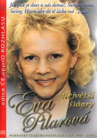 Eva Pilarová - Největší šlágry - CD