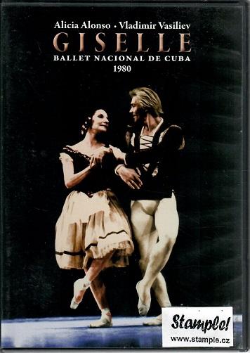 Giselle ( ballet nacional de Cuba ) plast DVD