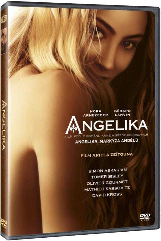 Angelika - DVD plast