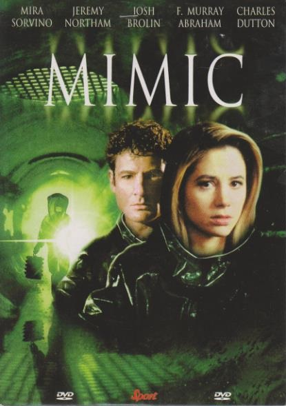 Mimic - DVD