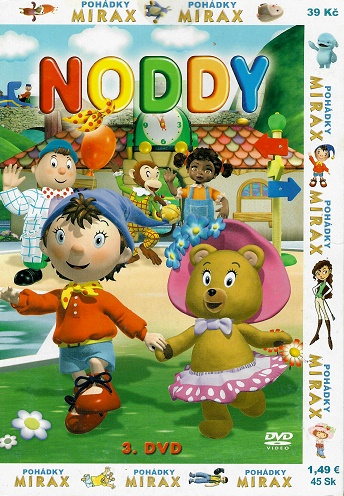 Noddy 3  - pošetka DVD