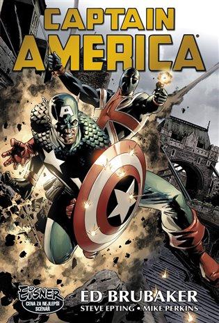 Captain America - Ed Brubaker/Mike Perkins/Steve Epting /bazarové zboží/