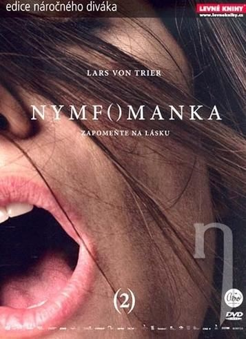 Nymfomanka, část II. ( digipack ) DVD