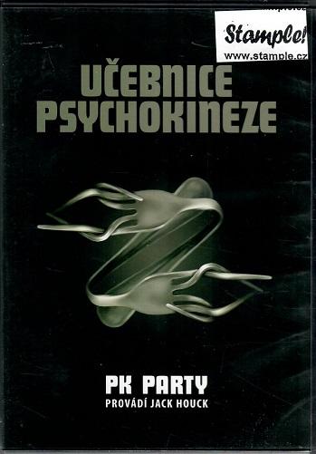 Učebnice psychokineze ( plast ) DVD