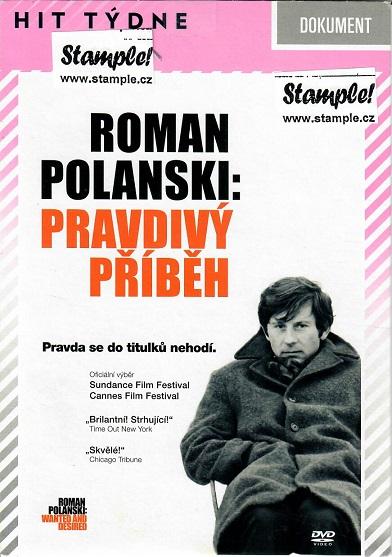 Roman Polanski: Pravdivý příběh ( papírový obal ) DVD