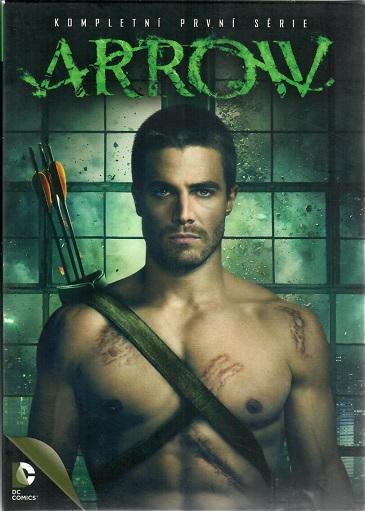 Arrow 1.série 5DVD