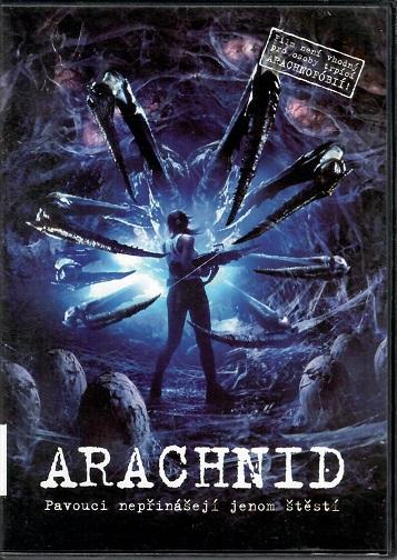 Arachnid ( slim ) DVD