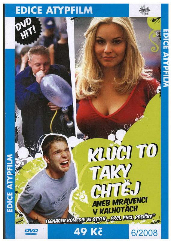 Kluci to taky chtěj - DVD