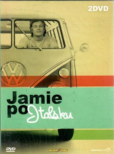 Jamie po Italsku 2 DVD ( digipack )