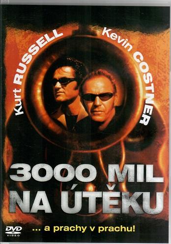 3000 mil na útěku ( plast ) DVD