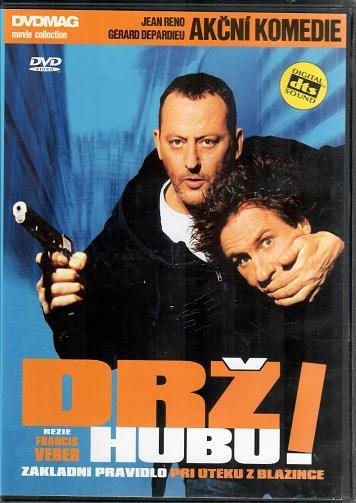 Drž hubu! ( plast ) DVD