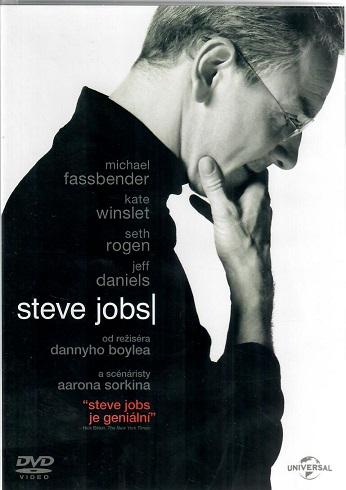 Steve Jobs ( plast ) DVD